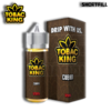 Tobac King Cuban - 100ml em Unicorn bottle 120ml - (Preparado NicShot) 0mg