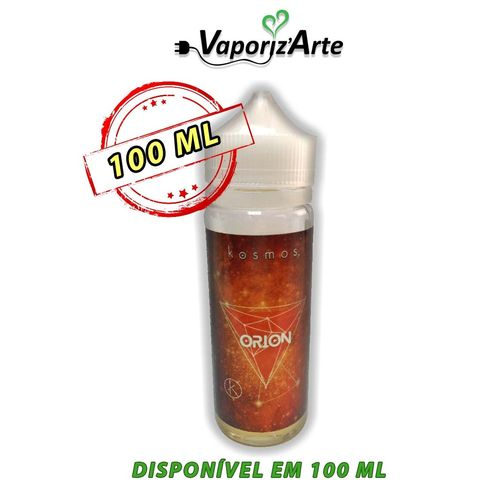 Kosmos ORION - 100ml em Unicorn bottle 120ml - (Preparado para adicionar 20ml NicShot)