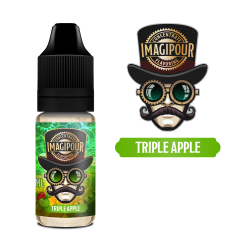 Concentrado Imagipour Triple Apple by HALO 10ml