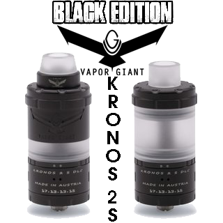 Vapor Giant KRONOS 2S DLC Black Edition