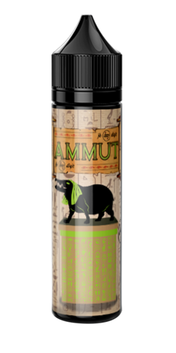 Misticus Crocodilos by JB Digit - AMMUT (50ml em bottle 60ml Short Fill)
