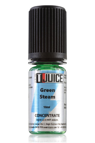 T-juice - Green Steam - 10ml Concentrate
