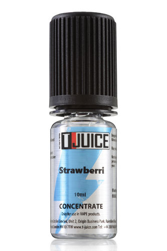 T-juice - Strawberri - 10ml Concentrate