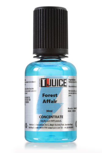 T-juice - Forest Affair - 30ml Concentrate