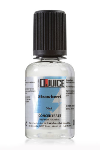 T-juice - Strawberri - 30ml Concentrate