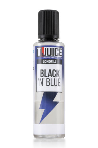 T-juice - Longfill - Black N Blue - 20ml/60ml