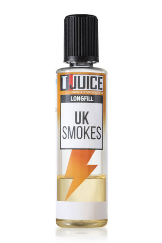 T-juice - Longfill - UK Smokes - 20ml/60ml