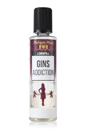 Halcyon Haze - Longfill - Gins Addiction - 20ml/60ml