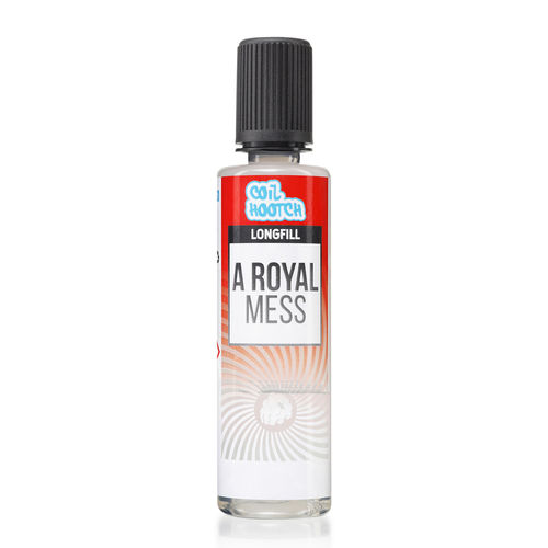 Coil Hootch - Longfill - A Royal Mess - 20ml/60ml