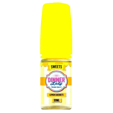 Dinner Lady Sweet Lemon Sherbets - Concentrate 30ml