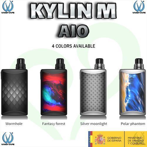 Kylin M AIO by Vandy Vape