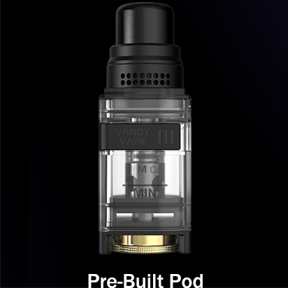 Kylin M AIO Pre-Built Pod by Vandy Vape