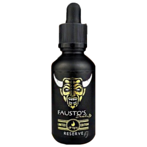 Drops Faustos RESERVE - 50ml em Unicorn bottle 60ml