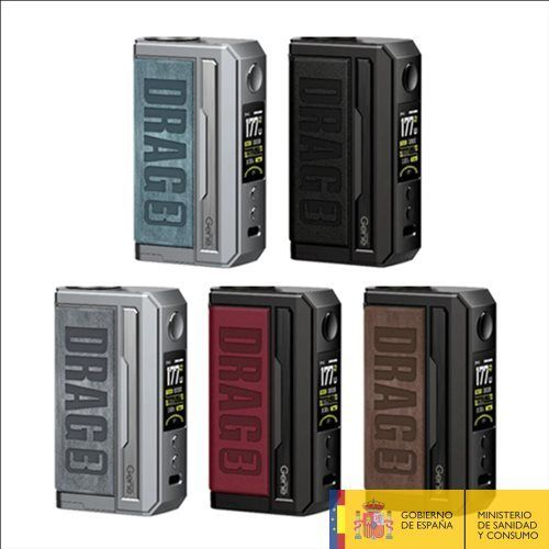 DRAG 3 Box Mod 177W by Voopoo