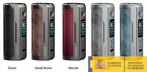 DRAG X Plus Box Mod 100W by Voopoo