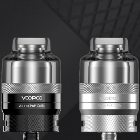 RTA Pod Tank 2ml by Voopoo - Pack 1 uni + 2 Accessory Bag