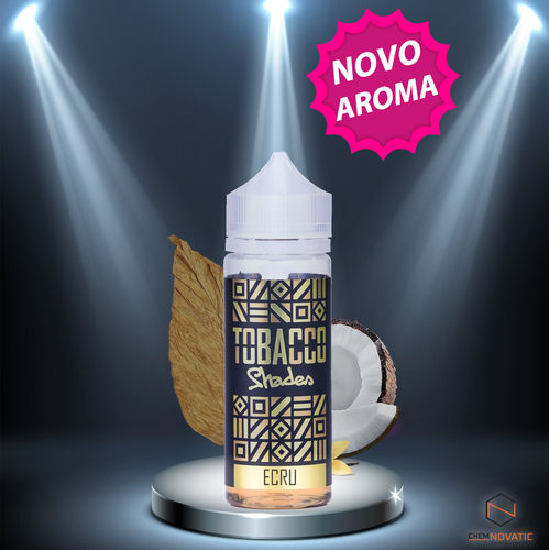 ECRU Tobacco Shades - 100ml em Unicorn bottle 120ml - (Preparado NicShot) 0mg